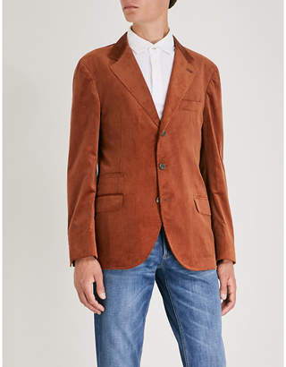 Brunello Cucinelli Regular-fit corduroy jacket