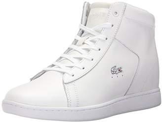 Lacoste Women's Carnaby EVO Wedge 317 3 Fashion Sneaker