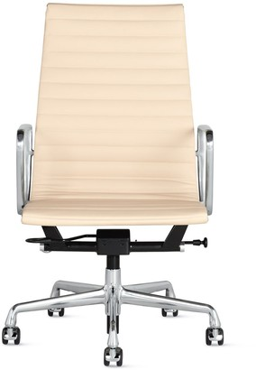 Design Within Reach Eames Aluminum Group Executive Chair with Pneumatic Lift