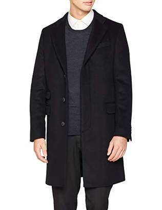 Benetton Men's Coat Suit,(Size: 48)