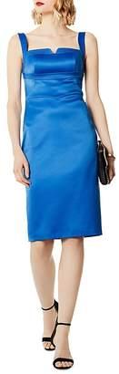 Karen Millen Satin Sheath Dress
