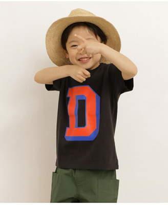 Champion (チャンピオン) - DOORS Champion×DOORSDロゴTシャツ(KIDS) アーバンリサーチドアーズ カットソー