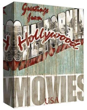Movies USA Decorative Canvas Wall Art 11
