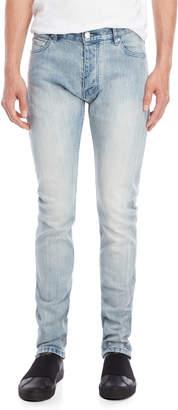 Han Kjobenhavn Light Wash Lean Fitted Jeans