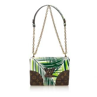 Louis Vuitton Twist leather handbag