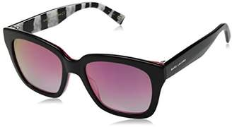 Marc Jacobs Women's Marc229s Polarized Square Sunglasses