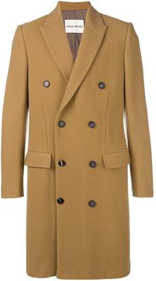 Privee Salle Ives double breasted coat