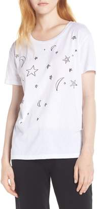 Chaser Moon & Stars Graphic Lounge Tee