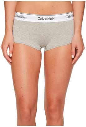Calvin Klein Underwear Modern Cotton Boyshort Women's Underwear