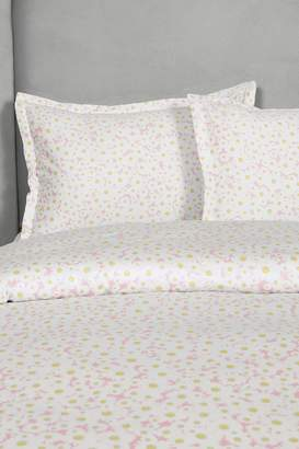 Melange Home 400 Thread Count Daisies Duvet Set - Pink/Multi