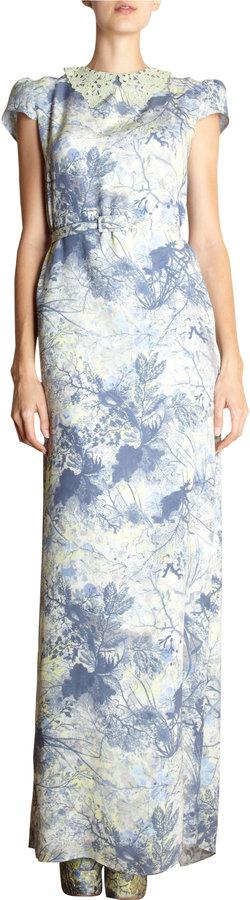 Erdem Aurelia Long Dress