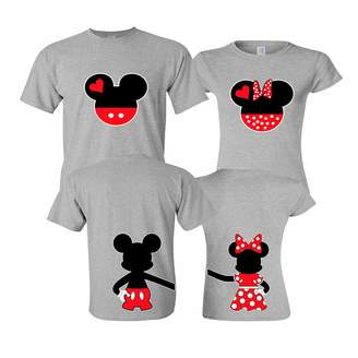 fee23f0784 Tshirtry Couple T-Shirts - Disney Shirts for Couples - Couple Shirts - King  and