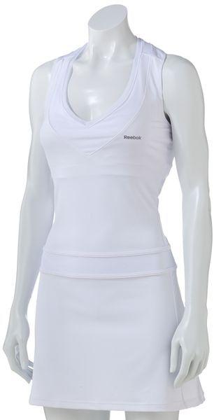 Reebok sport essentials outlaced play dry tennis dress