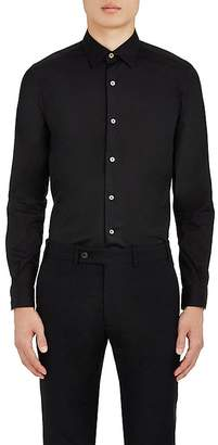 Paul Smith Men's Cotton-Blend Poplin Dress Shirt