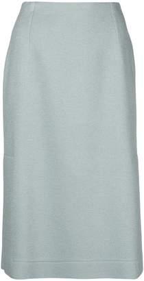 Ermanno Scervino straight-fit midi skirt