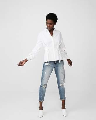 Express Double Corset Full Sleeve Shirt