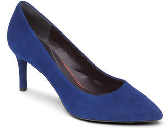Rockport Women Total Motion 75 Mm Pointed-Toe Pumps Women Shoes