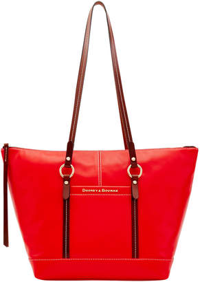 Dooney & Bourke Wexford Leather Tilly Tote