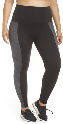 Spanx Colorblock Active Leggings