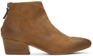 Marsèll Tan Freccia Boots