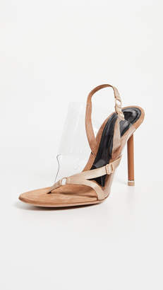 Alexander Wang Kaia High Heel Sandals