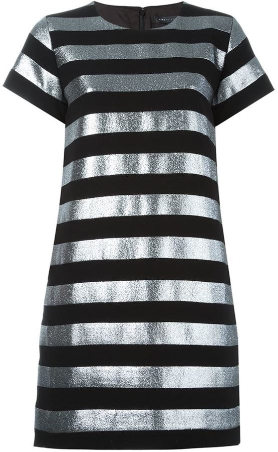 Marc By Marc Jacobs striped T-shirt dress