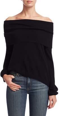 Sea Bleu Women's Ribbed Cashmere Sweater