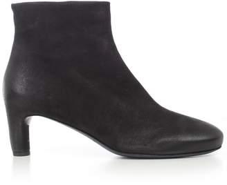 Roberto Del Carlo Del Carlo Round Toe Ankle Boots