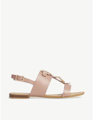 2db62bc867b Aldo Sandals Metalic - ShopStyle