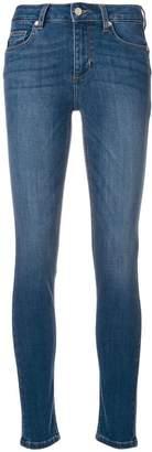 Liu Jo faded slim fit jeans
