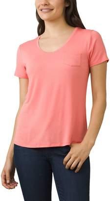 Prana Foundation Short-Sleeve Shirt - Women's