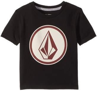 Volcom Classic Stone Short Sleeve Tee Boy's T Shirt