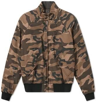 Baracuta G9 Reversible Camouflage Jacket