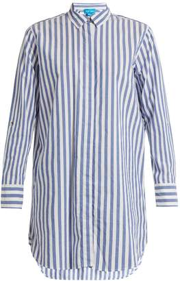 MiH Jeans Striped cotton shirt