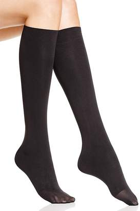 HUE Bandless Knee-High Socks $7 thestylecure.com