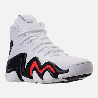 adidas Men's Crazy 8 ADV Circular Knit Basketball Shoes