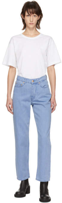 Blue 60s Pearl Jeans