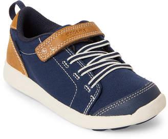Stride Rite Toddler Boys) Navy & Tan Made2Play Bonde Sneakers