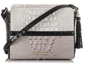 Brahmin Carrie Jasmine Leather Crossbody Bag
