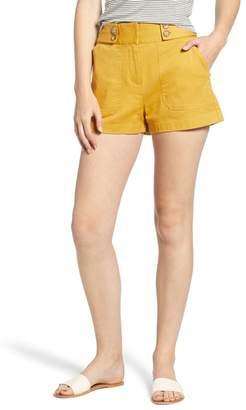 Socialite High Waist Sailor Shorts