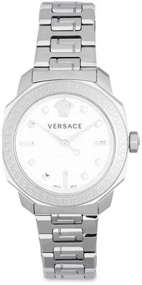Versace Women's Stainless Steel Chain Bracelet Watch