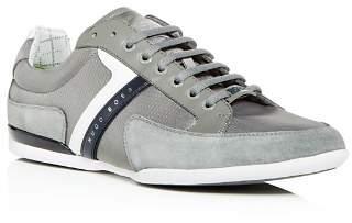 HUGO BOSS Men's Spacit Lace Up Sneakers