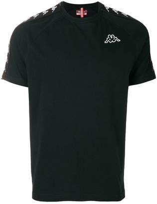 Kappa short-sleeve logo T-shirt