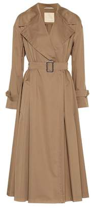 Max Mara S Cotton trench coat