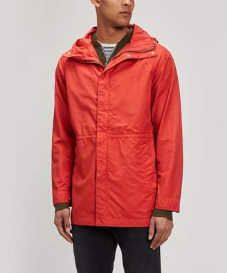 Norse Projects Lindisfarne GMD Hooded Rain Mac