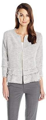 T Tahari Women's Madeline Jacket