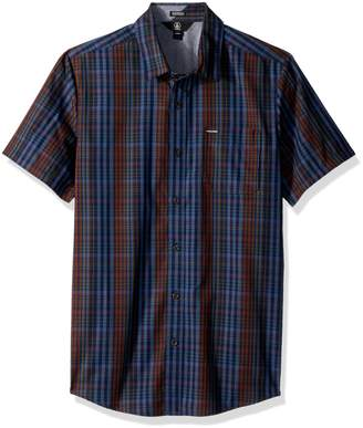 Volcom Men's Hugo Short Sleeve Shirt