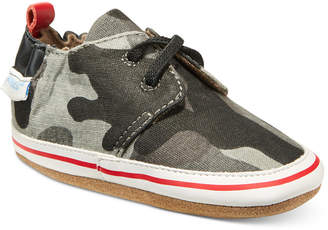 Robeez Cool & Casual Camo Sneakers, Baby Boys