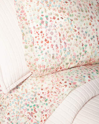 Pine Cone Hill Jardin King Sheet Set