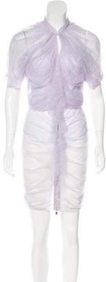 Givenchy Lace Midi Dress